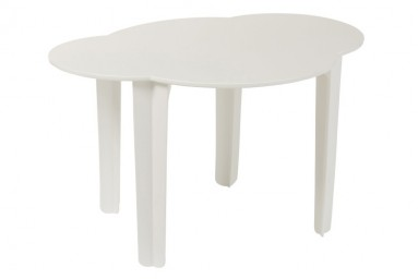 Table enfant design coloris blanc